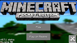 Minecraft Pocket Edition 0.8.x замена текстур Android HD