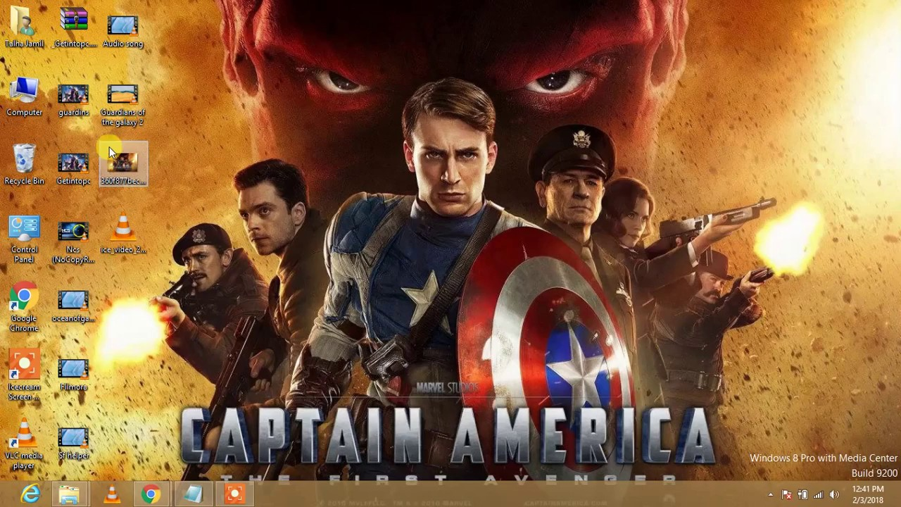 Watch Captain America The First Avenger And Download Now Youtube
