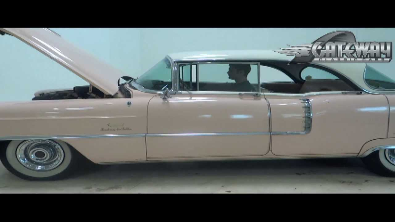 1956 cadillac sedan deville youtube for 1956 cadillac 4 door sedan