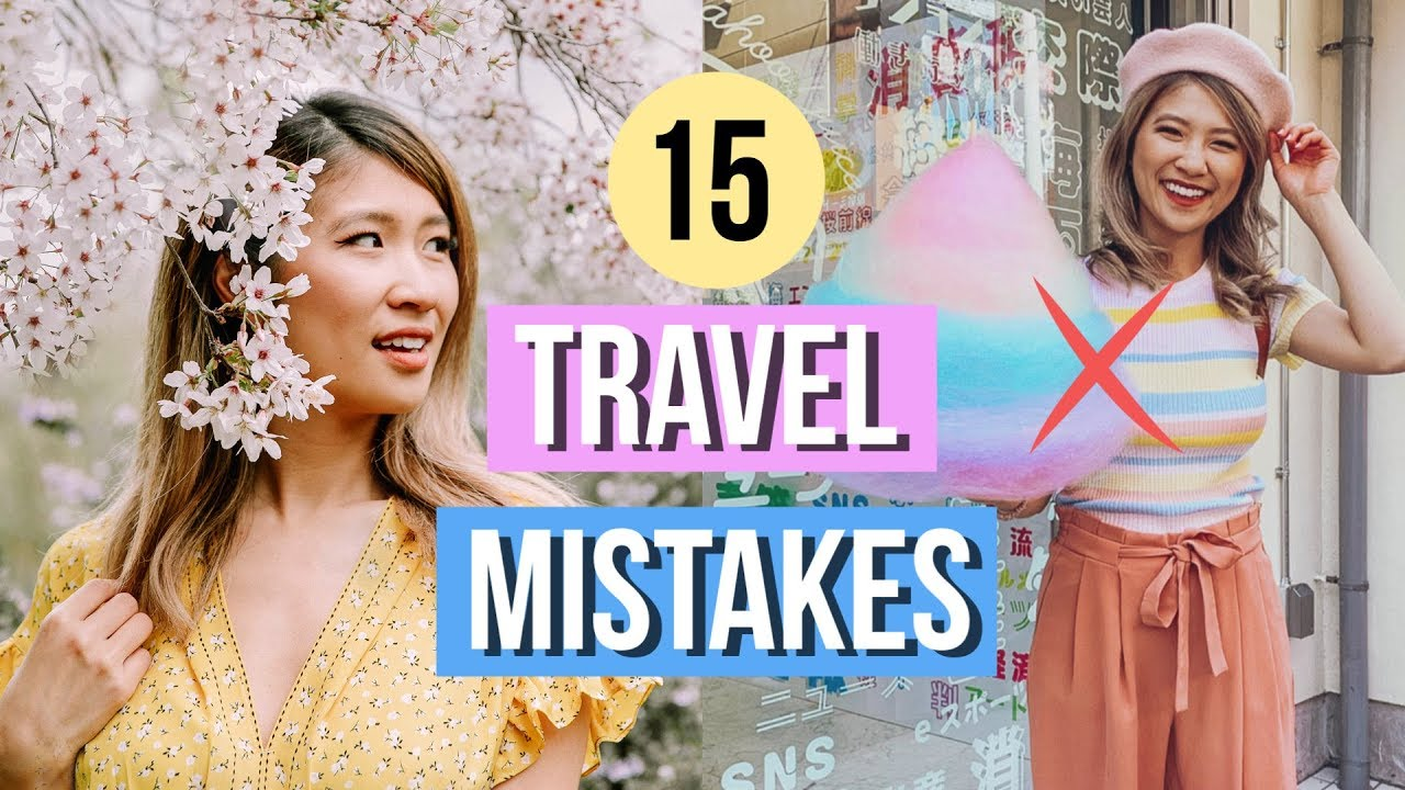 15 BIGGEST Travel Mistakes to NOT Make in Japan!