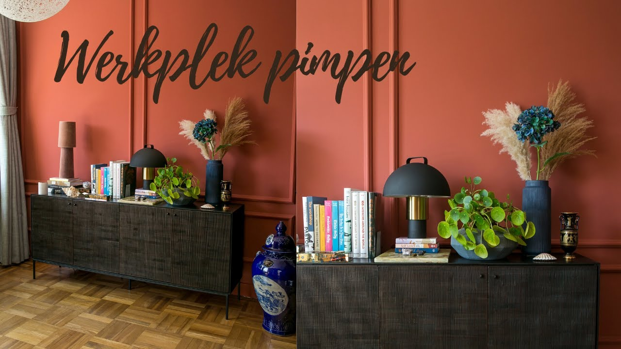WERKPLEK PIMPEN + MOM'S NIGHT OUT | INTERIORJUNKIE | VLOG #100