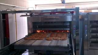 Ekmek Yükleme Boşaltma Robotu