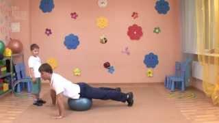 Утренняя зарядка для детей 4-5 лет. Упражнения для мышц груди. Школа раннего развития(Утренняя зарядка для детей 4-5 лет. Упражнения для мышц груди. Школа раннего развития Утренняя зарядка в..., 2013-08-10T22:12:58.000Z)