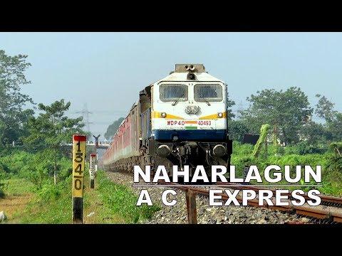 22412 New Delhi - Naharlagun AC Express | ARUNACHAL PRADESH's only train to INDIA's capital