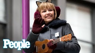 Grace VanderWaal On Shawn Mendes & If She'll Accept His Guitar Lessons Offer | People NOW | People