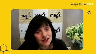 MAPS Fórum 2020 - Mudanças Climaticas: O que o Turismo tem a ver com isso? #mapsforum2020