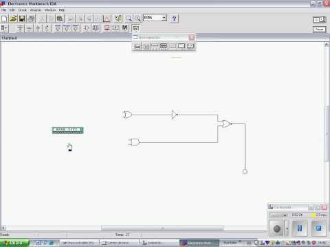 Descargar Electronics Workbench v5 (simulador de circui