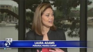 Laura Adams on FOX - Financial Mistakes to Avoid