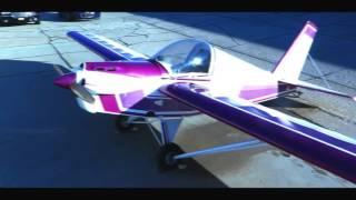 Mini-Max 1650R Eros Experimental Plane For Sale ~ November 19th Auction