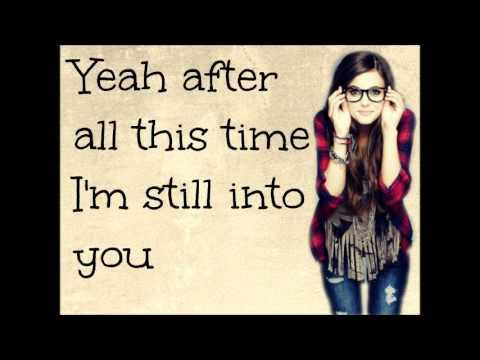 lyrics of still: