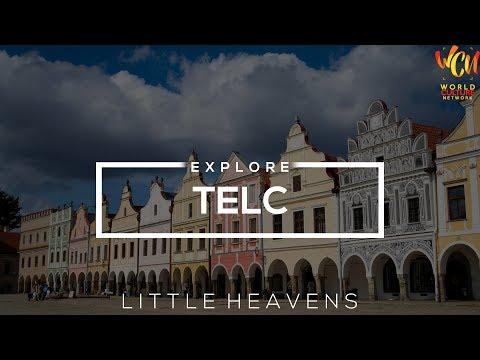 Travel To Telč | Little Heavens Of Czech Republic | ft. Meghana Nair | World Culture Network