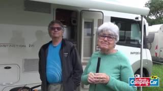 Reportage: sale temps sur l'île d'Oéron, les camping-caristes racontent