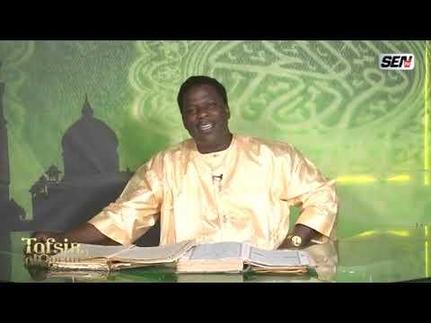 Le sermon de Iran Ndao dans Sen Diine