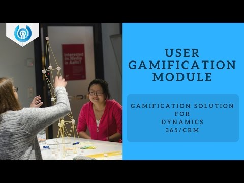 Gamification Solution for Dynamics CRM/Dynamics 365