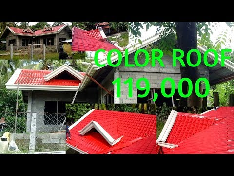 Ofw Simple House Color Roof Euro Royal Youtube