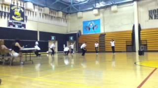 PE Dance Final: Gary's Group