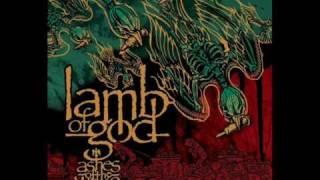 Lamb of God - Omerta w/Lyrics