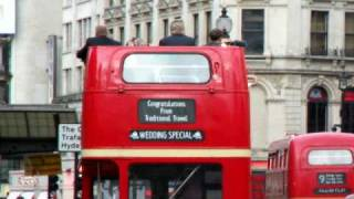 Piccadilly Circus - Wedding Bells