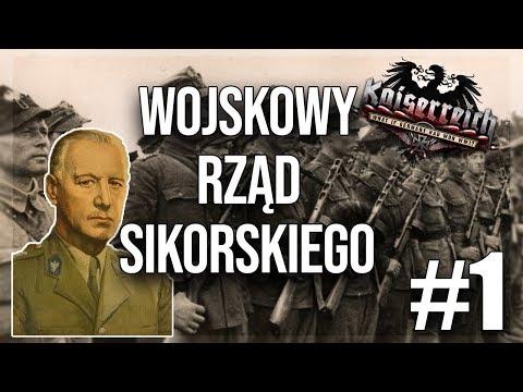 Wielka Debata w POLSCE! - Kaiserreich - Polska | Hearts of Iron IV #1
