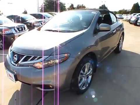 Great 2011 Nissan Murano CrossCabriolet Start Up, Exterior/ Interior Review