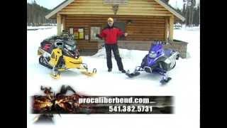 2 stroke vs 4 stroke Snowmobiles