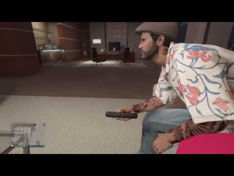 Ghetto GTA Online Part 11 - CEO work with Edwin and Daniel