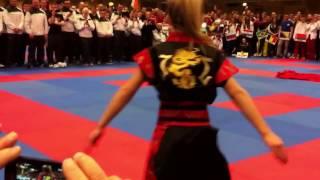 Fighter.ie Jesse Jane McParland
