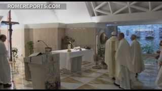 """Papa Francisco: """"Rezad para que los obispos seamos pastores y no lobos"""""""