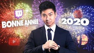 BONNE ANNÉE 2020 ! - LE RIRE JAUNE