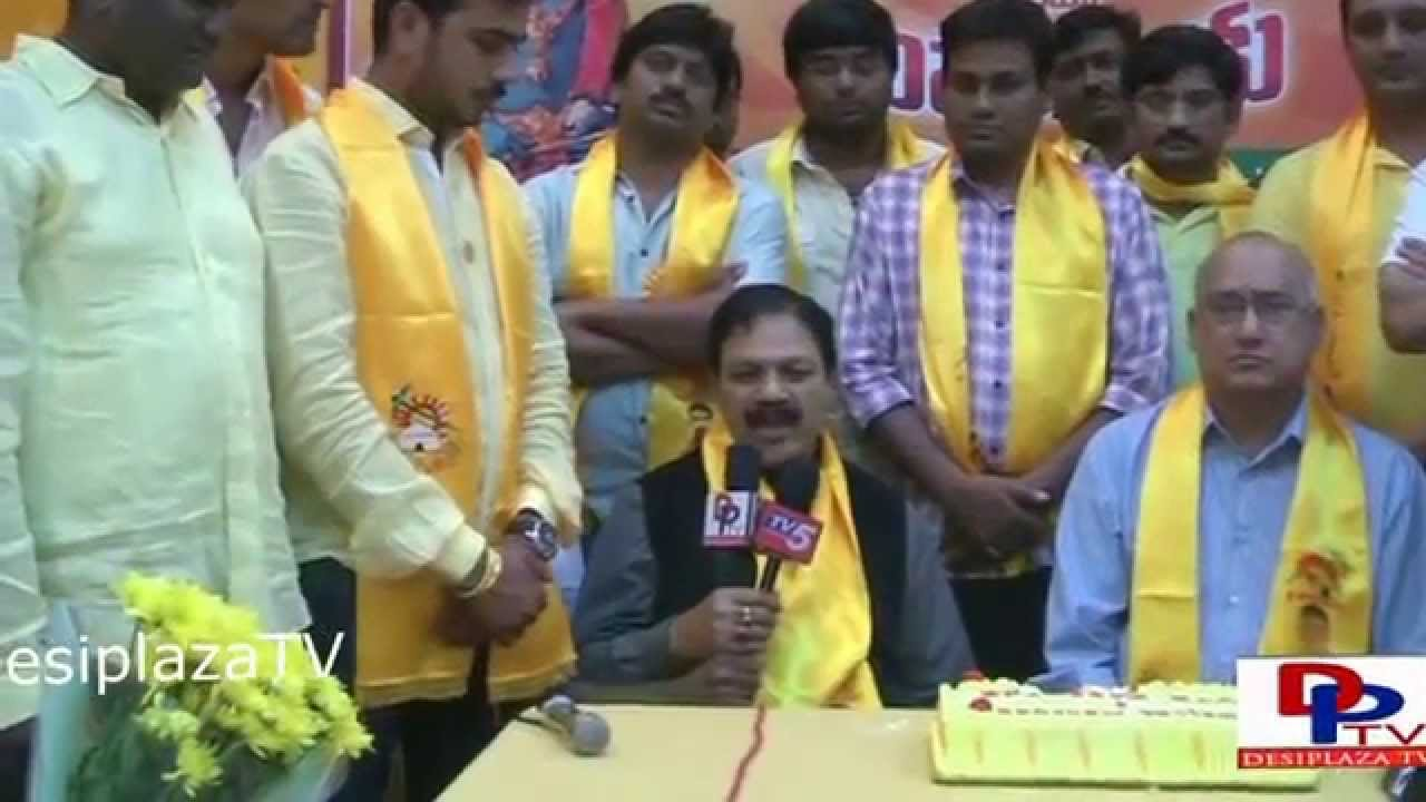 Dr. Raghavendra Prasad  Speaking to Media at NTR Jayanthi