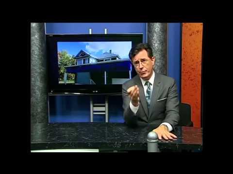 Stephen Colbert On Public Access TV