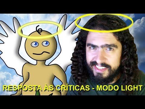 Respondendo críticas parte 1 - Modo light (#Pirula 185)