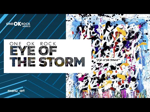 ONE OK ROCK - EYE OF THE STORM | Lyrics Video | Sub español Mp3