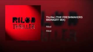 Thriller (THE FRESHMAKERS MIDNIGHT MIX)