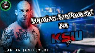Damian Janikowski na KSW 47 !