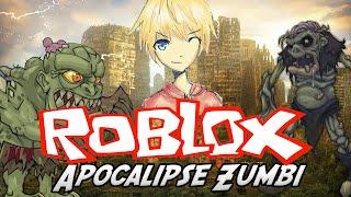 APOCALIPSE ZUMBI ! Roblox Multiplayer