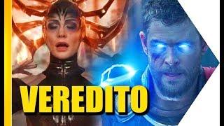 Thor: Ragnarok - Veredito   OmeleTV