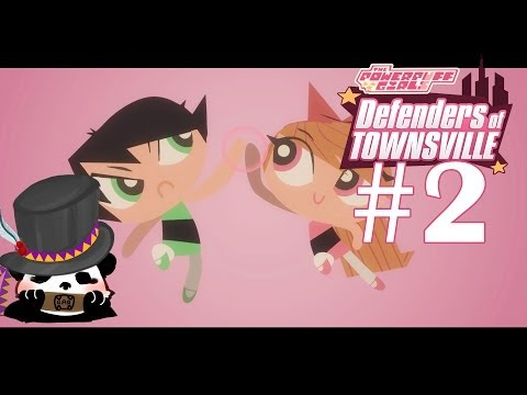 The Powerpuff Girls: Defenders of Townsville (Commentary) Part 2: Blossom