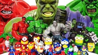 gladiator-hulk-smash-avengers-spider-man-iron-man-thor-captain-america-minions