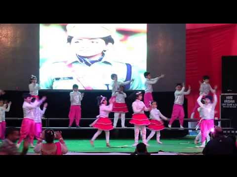choona hai aasman||Gurukul International School (amb)Rimpy Raj School Of Dance