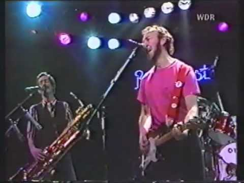 The Richard Thompson Band - Wall Of Death/Man In Need (live, Hamburg 1983)