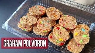 Graham Polvoron l How to make Polvoron