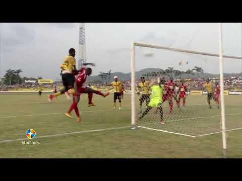 Match Highlights -  GHPLWK5 - AshantiGold 2 - 0 Kotoko