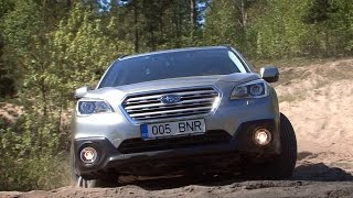 Motorsi Proovisõit - uus Subaru Outback