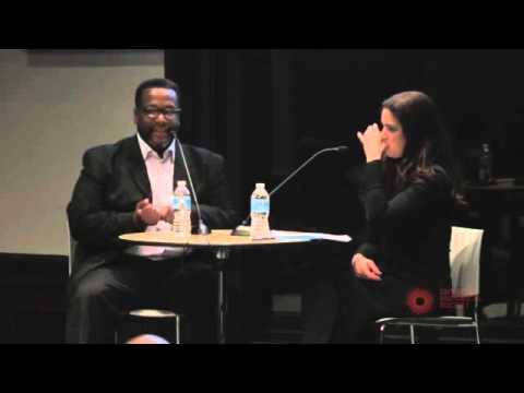 Wendell Pierce in conversation with Soledad O