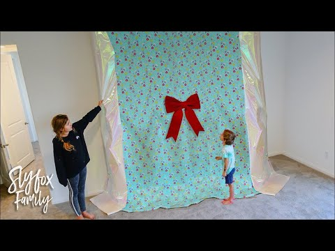 Family surprises kids with HUGE new house gift! | Slyfox Family