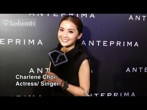 Anteprima Store Launch in Hong Kong ft Charlene Choi and Sherman Chung | FashionTV