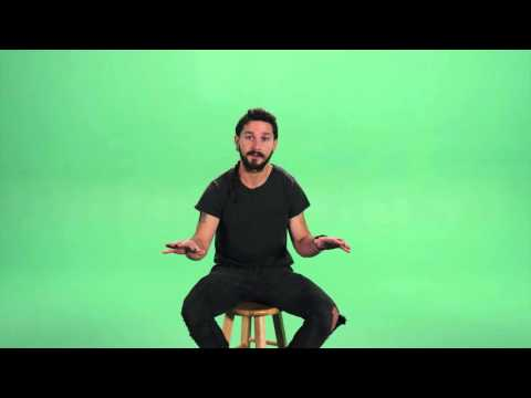 """Just Do It"" Full Motivational Speech HD - Shia LaBeouf #INDRODUCTIONS"