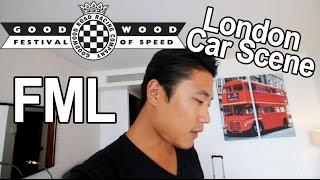 Biggest F**k up Ever. London Car Scene And Festival Of Speed - Vlog 39