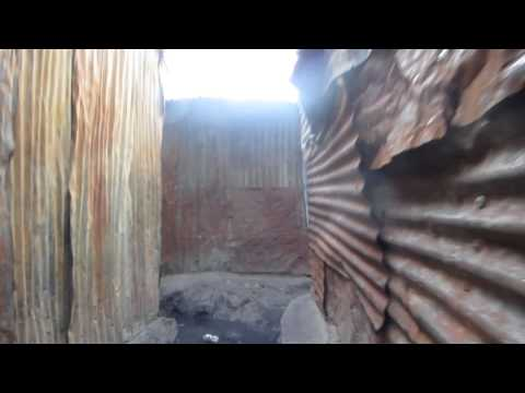 Going to work for Childrock Iniative in Mukuru slum in Nairobi..